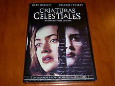 CRIATURAS CELESTIALES / HEAVENLY CREATURES - Peter Jackson - Precintada