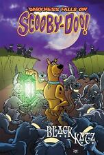 Scooby-Doo and the Black Katz (Scooby-Doo Graphic Novels Set 2)-ExLibrary
