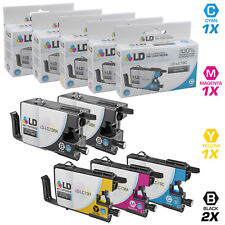 LD © For Brother LC79 5pk Extra HY Ink LC79BK LC79C LC79M LC79Y J5910 J6510