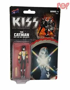 KISS - The Catman - Rock and Roll Over Outfit - Action Figure
