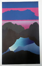 Arthur Secunda ** Serigraph Signed and limited Edition Opening Space  34 x 24