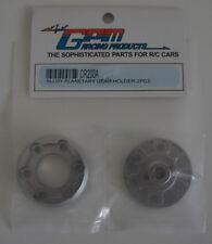 GPM Tamiya CR01 Alloy Planetary Gear Holder Set - Silver CR200A