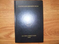 CLEVELAND HEIGHTS HIGH SCHOOL Alumni Directory 1993