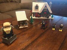 Lego Creator Winter Village Cottage (10229) - Rare
