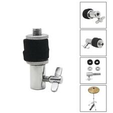 High Quality Alloy HI HAT CYMBAL CLUTCH for 6mm Hi Hat Stands on Drum Kits