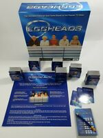 Eggheads Board Game BBC Quiz Fanily Game 100% Complete Great Condition