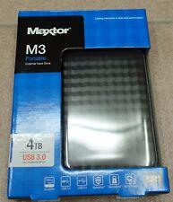 "EU Maxtor Seagate Samsung  4TB external hard disk 2.5"" USB3"