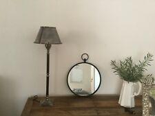 OVAL WALL HANGING MIRROR UNWANTED GIFT