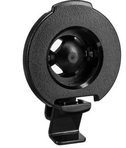 NEW Garmin Nuvi GPS Universal Bracket Mount Black Plastic Round Clip Attachment