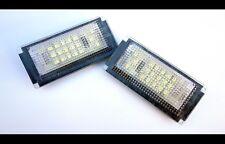 Mini MK1 R50 ONE R52 R53 COOPER S Worx JCW LED Number License Plate Lights Lamp