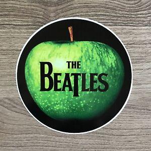 "The Beatles Apple 4"" Wide Vinyl Sticker - BOGO"