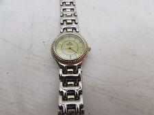 Beautiful Ladies Sunstar Quartz Dress Watch Inner Diameter 18.5cm
