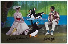Julie Andrews & Dick Van Dyke Signed Mary Poppins LE
