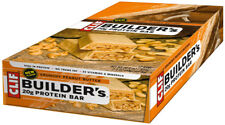 Clif Bar Builders Protein Bar Peanut Butter Box of 12
