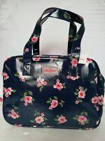 WOMAN HAND BAG LARGE BOXY BAG DUSK FLORAL - CATH KIDSTON