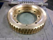 52153046 Atlas Copco Brass Gear Rotation Ingersoll-Rand T4W Dm45 - No Worm Gear