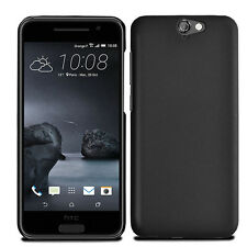 Für HTC One A9 Dünn Slim Armour Hard Case Clip On Rückschale & Bildschirm Kürbis NEU