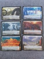 MTG Magic the Gathering PLANECHASE 2012 Deck of 20 cards - Free Shipping OOP!