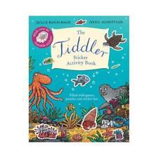 Tiddler Sticker Activity Book by Julia Donaldson (author), Axel Scheffler (il...