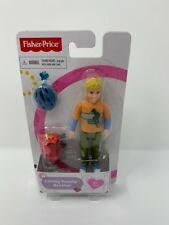 NEW SEALED Fisher-Price Loving Family Brother Figure LOWEST PRICE FREE SHIPPING