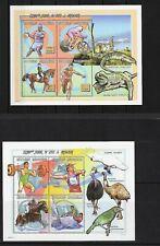 Briefmarken Olympische Spiele 2000 Madagaska postfrisch