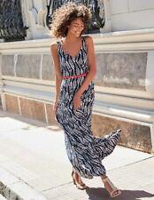 """Boden Damen Maxi  kleid """"Jersey Maxi Full Skirt Dress"""" .10 36 S"""