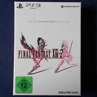 PS3 - Playstation ► Final Fantasy XIII-2 -- Limited Collector's Edition ◄ RAR