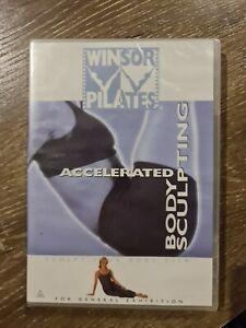 Mari WINSOR PILATES (Accelerated Body Sculpting) Sculpt Health Fitness NEW DVD
