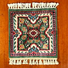 Vintage Small Middle East Afghani Rug - Hand Knotted - Pure Wool