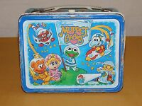 VINTAGE JIM HENSON'S MUPPET BABIES METAL LUNCH BOX