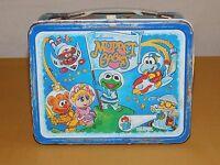 VINTAGE JIM HENSON'S MUPPET BABIES METAL LUNCH BOX