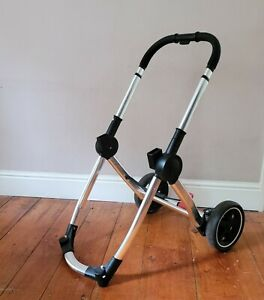 Mothercare Journey Pram Frame Chassis with Rear Wheels