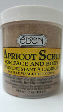 Apricot Scrub For Face & Body 454 g by''EDEN