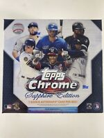 2020 Topps Chrome Sapphire Edition Hobby Box FACTORY SEALED ➡FREE SAME DAY SHIP!