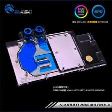 Bykski N-AS98TI ROG-X VGA Block for ASUS ROG Matrix-GTX 980TI-P-6GD5-GAMING