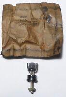 Borne de connexion TM serre fil bakélite/laiton US période WWII NOS NIB