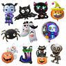 Giant Halloween Pumpkin Ghost Spider Foil Balloon Home Festival Party Decoration