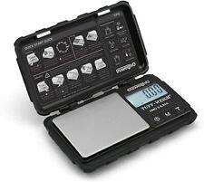 Truweigh Tuff Weigh Digital Mini Scale - 100g x 0.01g  and Long Lasting Portable
