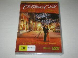 Christmas Child - Megan Follows - Brand New & Sealed - Region 0 - DVD