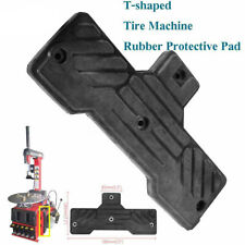 Tyre Tire Changer Machine Pressure Rubber Pad Protection Pad Wheel Gasket Black