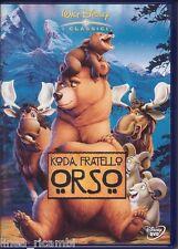 DVD Film: KODA, fratello orso - USA 2003