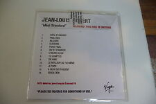 JEAN-LOUIS AUBERT CD PROMO POCHETTE PAPIER NEUF IDEAL STANDARD.