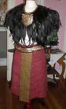 Da Vinci's Demons Topa Inca Yupanqui Original Stunt Costume Prop