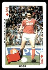 Dandy Gum World Cup 1986 - King of Diamonds A. Chivadze (USSR)