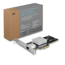 Vantec  1-Port 10G Network PCIe Card with Intel X550-AT Chip