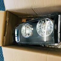 New Halogen Headlight Headlamp LH Left Driver Side for 07-10 Dodge Charger