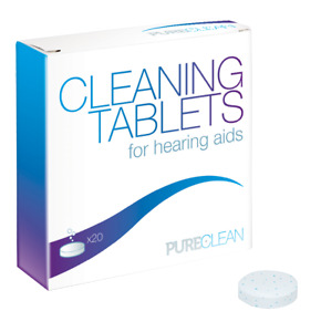 PureClean Cleaning Tablets