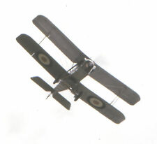 Giant 1/5 Scale British WW-I S.E.5.a Scout Biplane Plans,Templates, Instruc 64ws