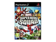 Jeux vidéo pour action et aventure et Sony PlayStation 2, THQ