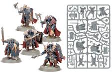 -- 5 WARRIORS of CHAOS -- slaves to darkness chosen knights warhammer sigmar AoS